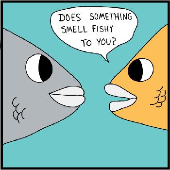 Fishy vagina smell