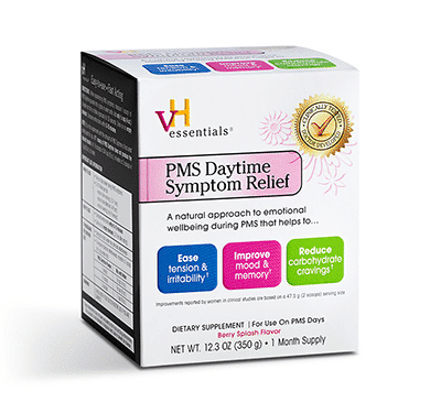 Review: VH Essentials PMS Daytime Symptom Relief – what is it and what does it do?
