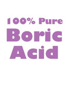 Aunt Vadge's Boric Acid