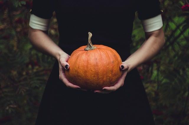 Pumpkin in vagina