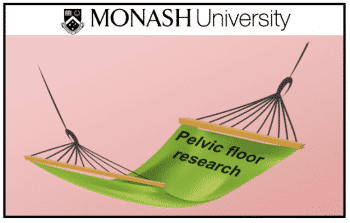 monash pelvic floor research